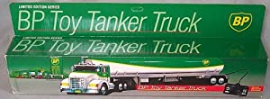 Remote Controlled BP Gasoline Semi Tractor Trailer Toy Tanker - Special Limited Edition