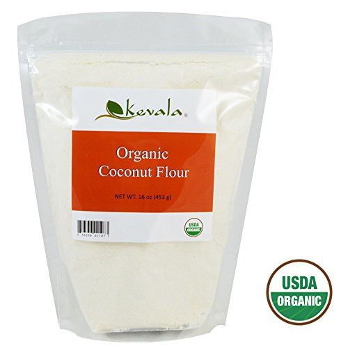 Kevala-Organic-Coconut-Flour-1-Lb-Unsweetened