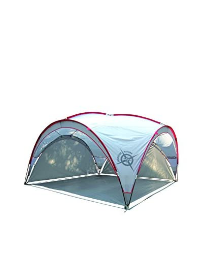 COLUMBUS Tenda da Spiaggia Camp Shelter [Grigio]