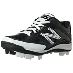 Buy New Balance J4040 Rubber Molded Baseball Cleat (Little Kid Big Kid) by New Balance