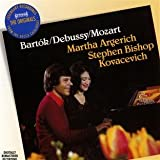 Mozart / Debussy / Bartok [Piano Duets] (DECCA The Originals) Martha Argerich