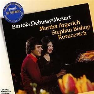 Bartok : Sonate pour 2 pianos et percussion - Debussy : En blanc et en noir...