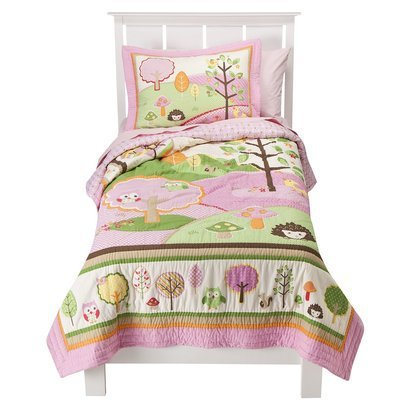 Circo Love 'N Nature Twin Quilt Set front-897836