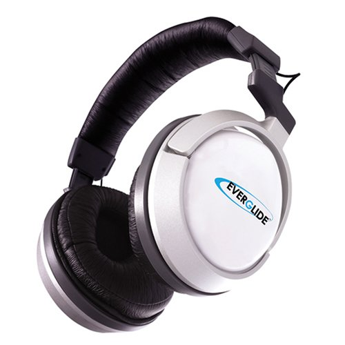 Everglide White Gaming Headphones (EG04-04E022-02) S500