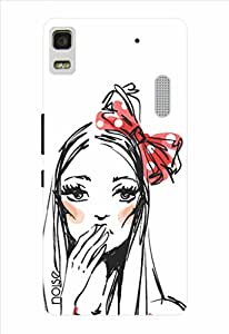Noise Oh My Looks - Half Printed Cover for Lenovo K3 Note