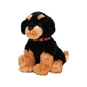 rottweiler beanie baby