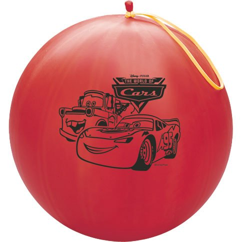 Disney's Cars Punch Ball Balloon - 1