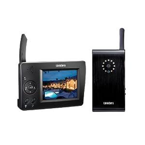 Uniden UDW10003 Wireless Video Surveillance Portable Security System