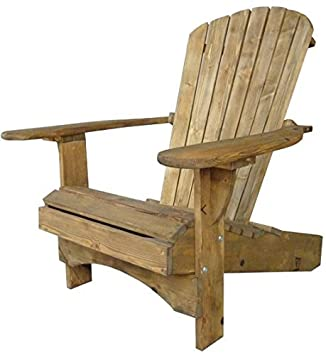 "Dream-Chairs - Adirondack Chair ""Comfort"" Old Style"