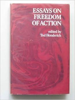 an essay on freedom