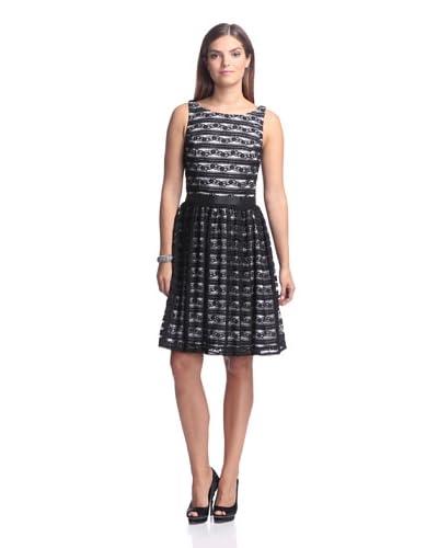 Alexia Admor Women's Sleeveless Lace Dress