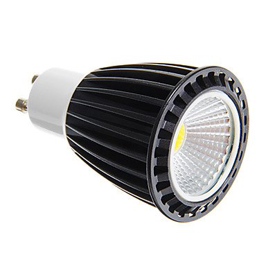 Rayshop - Dimmable Gu10 7W 50-500Lm 3000K Warm White Light Led Spot Bulb (220-240V)