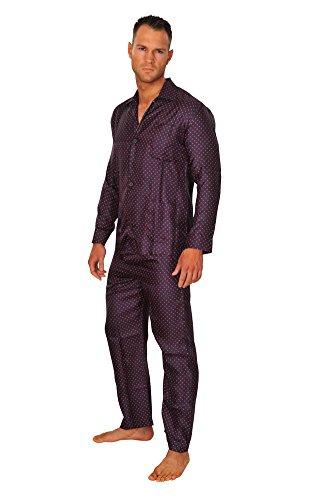 brioni-pajama-men-dark-blue-silk-polka-dot