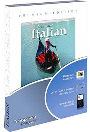 Transparent Italian Premium