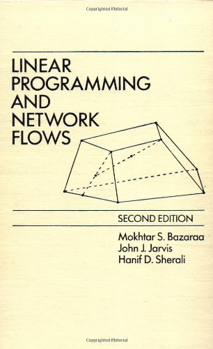 Linear Programming and Network Flows, 2nd Edition