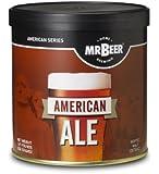 Mr. Beer American Ale Home Brewing Beer Refill Kit
