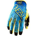 O'Neal Racing Jump Mixxer Gloves Medium 9/Blue/Yellow