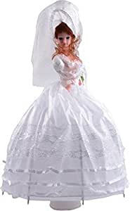 SMT Umbrella Doll White Color