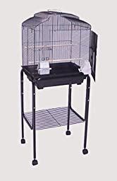 Rolling Stand for Bird Cage (Stand Only) - White - 18\