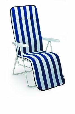 BEST 34306802 Relaxliege Chiemsee, D.0268, weiß von BEST auf Gartenmöbel von Du und Dein Garten