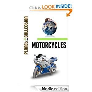 Motorcycles: Picture Book (Educational Children's Books Collection) - Level 2 (Planet Collection)