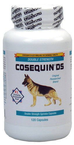 nutramax cosequin ds double strength capsules 120 count my pet supplies. Black Bedroom Furniture Sets. Home Design Ideas