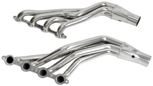 GMC Chevy SUV Pickup 4.8L 5.3L 6.0L V8 Exhaust Shorty Header Raw Steel