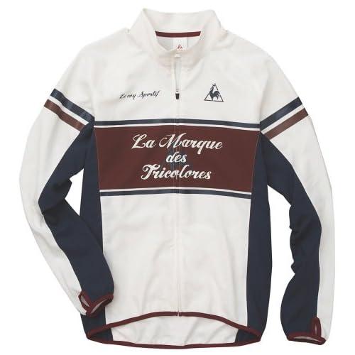 (ルコックスポルティフ)le coq sportif メンズ クロスジャケット QC571131 IVO アイボリー O