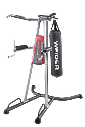Weider 390 LT Power Tower Home Gym