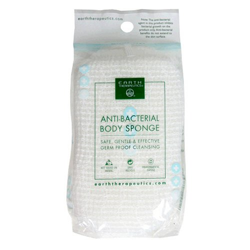 Buy Earth Therapeutics Body Sponge Anti-Bacterial 1 CountB00016WSJY Filter
