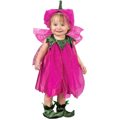Toddler Girls' Tulip Fairy Costume - Pink