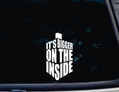 It's Bigger on the Inside - 3 3/4