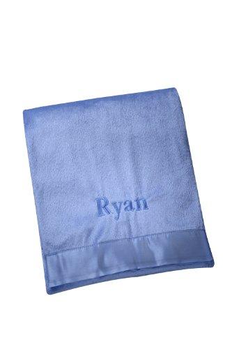 NoJo Personalized Velboa Blanket, Ryan
