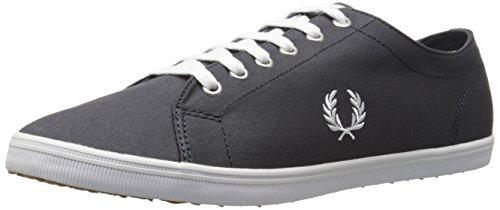 Fred Perry Kingston Twill Charcoal B6259U491, Herren Sneaker - EU 43
