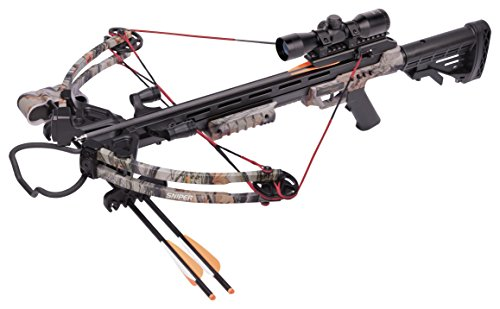 CenterPoint Sniper 370 for hunting