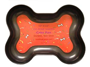 Large Bone Shaped Non-Stick Cake Pan