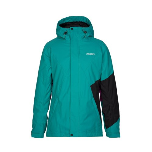 Zimtstern Damen Jacket Snow Canopia, atlantic, XL, 7720204600406