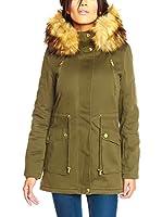 Special Coat Abrigo Corto Miami (Caqui)