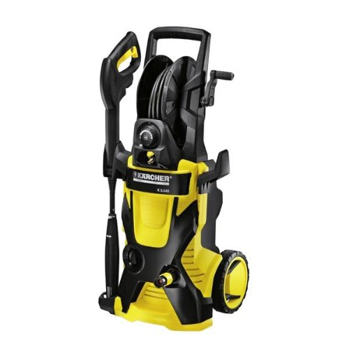 Review Of Karcher X-Series featuring the Industry's First Water Cooled Induction Motor 2000PSI Elect...