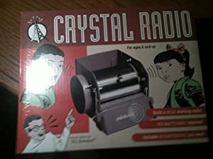 Build a working crystal radio,Crystal Radio Kit