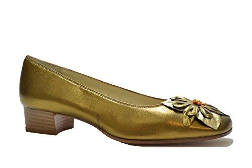 Melluso Decolte' scarpe donna bronzo N035 36œ