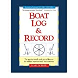 Boat Log & Record The Perfect Small Craft Record Keeper for Cruises, Expenses & Maintenance by Bree, Marlin (...