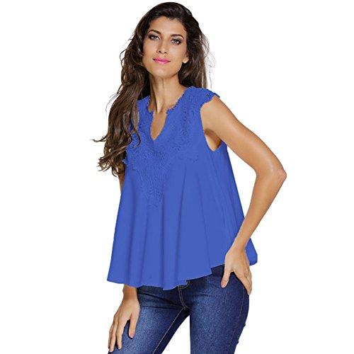 meinice-bordado-v-cuello-blusa-superior-azul-azul-large