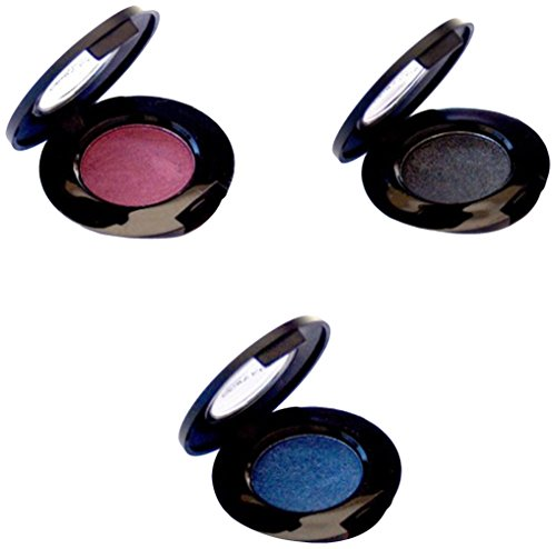Doll Face Mineral Makeup, Set regalo natalizio, incl. 3 ombretti (Your Face, Rock the Party, Rebel on a High)