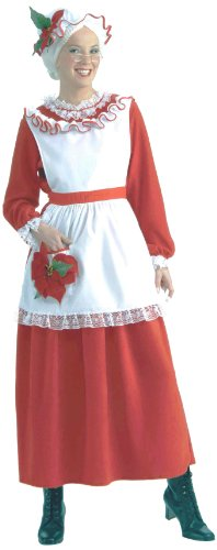 Forum Novelties Women's Mrs. Claus Christmas Costume