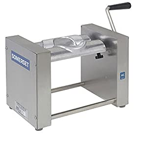 Amazon.com: Somerset Ind SPM-45 Turnover Pastry Machine