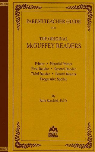 Parent Teacher Guide for Original McGuffey Readers