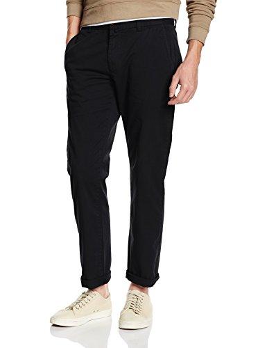 Gant Regular Confort Chino-Pantaloni Uomo    blu navy W34/L34
