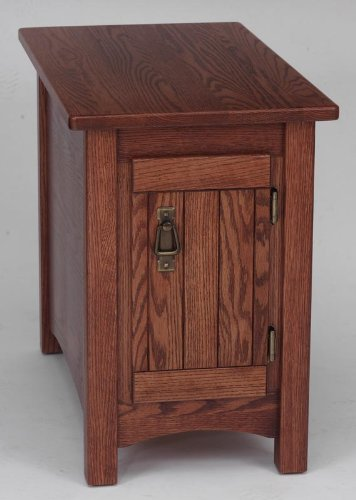 Oak End Tables With Storage ~ Buy low price solid oak country storage end table