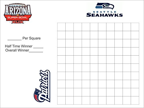 super bowl 2015 squares template - free 2015 superbowl squares autos post